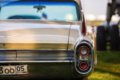 Cadillac DE Ville Stock Afbeeldingen
