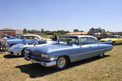 1958 Cadillac de Ville Στοκ φωτογραφία με δικαίωμα ελεύθερης χρήσης