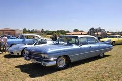 1958 Cadillac DE Ville Royalty-vrije Stock Fotografie