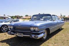 Cadillac 1958 de Ville Foto de archivo