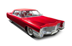 Cadillac De Ville Royalty Free Stock Photo