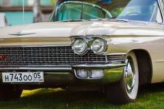 Cadillac de Ville Royalty Free Stock Photos