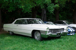 Cadillac Deville Stock Photography