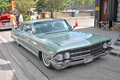 Cadillac deVille Fotografia Royalty Free