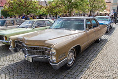 1965 Cadillac deVille Στοκ φωτογραφία με δικαίωμα ελεύθερης χρήσης