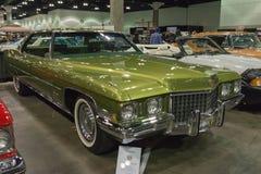 Cadillac Deville Lizenzfreie Stockbilder