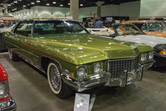 Cadillac Deville Royalty-vrije Stock Afbeeldingen