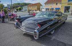 1960 cadillac deville Royalty Free Stock Image