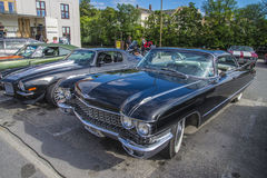 1960 cadillac deville Royalty Free Stock Photography