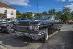 1960 cadillac deville Stock Photography