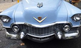 CADILLAC of the fifties stock photography