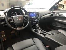 Cadillac Druckluftanlasser Lizenzfreie Stockbilder