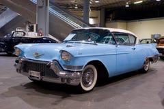 Cadillac-Eldorado 1957 Sevilla Stockfoto