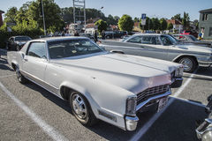 Cadillac 1967 Eldorado Images stock