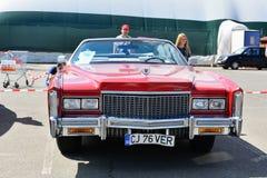 Cadillac Eldorado convertible 1976 Stock Images