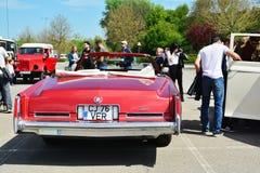 Cadillac Eldorado convertible 1976 Stock Photos