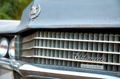 Cadillac Eldorado 8.2 grille Stock Photos