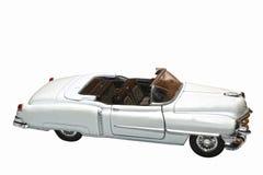 1953 Cadillac Eldorado toy car. 1953 Cadillac Eldorado classic toy car sideview Stock Photography