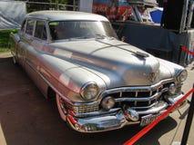 Cadillac-Eldorado 1953 versie royalty-vrije stock afbeelding