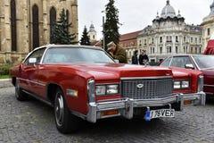 Cadillac Eldorado vintage car Royalty Free Stock Photography