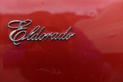 Cadillac Eldorado vintage car Stock Photography