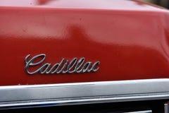 Cadillac Eldorado vintage car Royalty Free Stock Photos