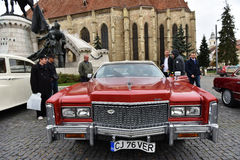Cadillac Eldorado vintage car Stock Images