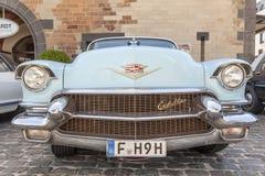 1956 Cadillac-Eldorado Voorzijde Stock Foto