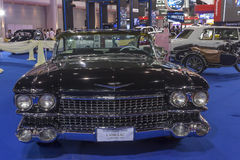 Cadillac Eldurado 1959 car Royalty Free Stock Images