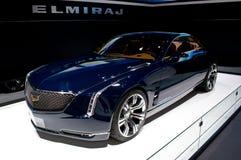 Cadillac Elmiraj Genebra 2014 Foto de Stock Royalty Free