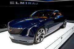 Cadillac Elmiraj Geneva 2014 Royalty Free Stock Photo