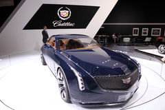Cadillac Elmiraj Royalty Free Stock Photos
