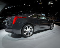 Cadillac 2014 ELR Images stock