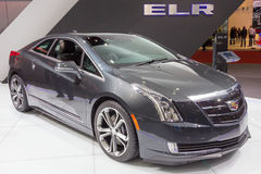 Cadillac ELR car Royalty Free Stock Image