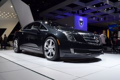 Cadillac ELR Genève 2013 royalty-vrije stock afbeelding