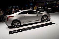 Cadillac ELR Genève 2013 stock afbeelding