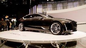 Cadillac Escala begrepp på Genève 2017 Royaltyfri Fotografi