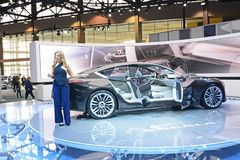 2019 Cadillac Escala Royalty Free Stock Photo