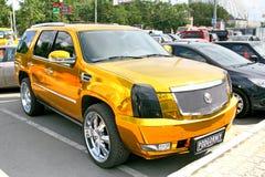 Cadillac Escalade fotografie stock