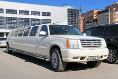 Cadillac Escalade Immagine Stock