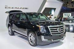 Cadillac Escalade Fotografering för Bildbyråer