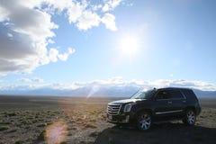 Cadillac Escalade Royalty-vrije Stock Fotografie