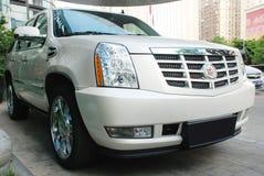 Cadillac Escalade Hybrid SUV Royalty Free Stock Image