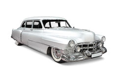 Cadillac Fleetwood 1951 Fotografia Stock Libera da Diritti