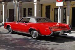 Cadillac Fleetwood El dorado Royaltyfria Foton