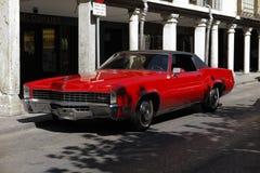 Cadillac Fleetwood El dorado Arkivbild