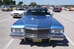 Cadillac Fleetwood Sixty Special Royalty Free Stock Photo