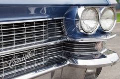 Cadillac fleetwood Special 60 Royalty Free Stock Photos