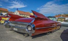 Cadillac-Kabriolett 1959 Stockfoto