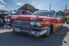 Cadillac-Kabriolett 1959 Lizenzfreie Stockbilder